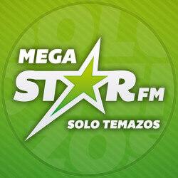 MegaStarFM logo